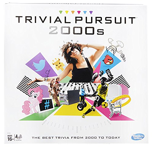 Hasbro Gaming – Trivial Pursuit 2000S
