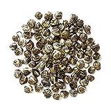 Perle Tè Verde Al Gelsomino - Tè Perle Drago Chinese - Proveniente Da Fuijan Cina 40g