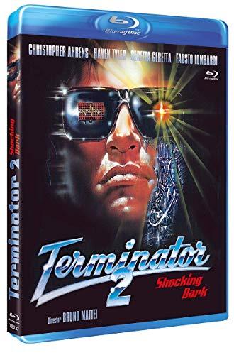 Terminator 2 (Shocking Dark) [Blu-ray]