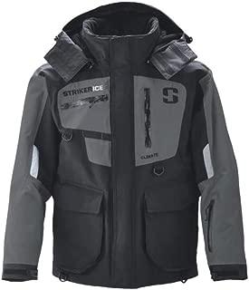 Striker Ice Men's Fishing Waterproof Cold Weather Climate Jacket