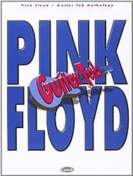 Pink Floyd Anthology Guitar Tab Book