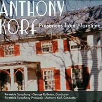 Anthony Korf: Presences from Aforetime
