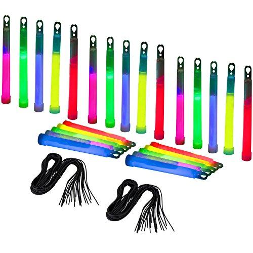 25Maxi Power knick luciMix di colori (150X 5mm)