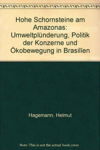 Hohe Schornsteine am Amazonas