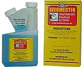 Durvet Ivermectin Pour On Dewormer 250mL (2-(Pack))