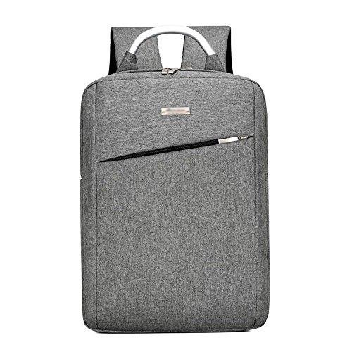 NaerdezainoperLaptop,Notebookborsamultiusoperfinoa15,6polliciLaptopscuolazaino(grigio)