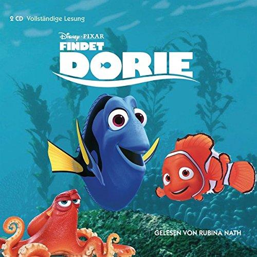 Findet Dorie (Findet Nemo/Findet Dorie, Band 2)