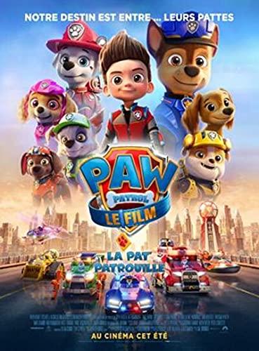 Paw Patrol, La Pat' Patrouille-Le Film [Blu-Ray]