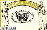 Armies in Plastic 5514 RN Khaki Dress Boer War 1899-1902 1:32 54mm Figures by Armies in Plastic