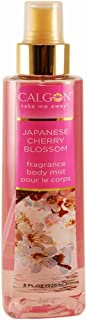 Calgon Fragrance Body Mist (Japanese Cherry Blossom, 8-Ounce)
