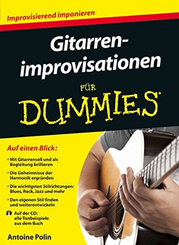 Gitarrenimprovisationen für Dummies