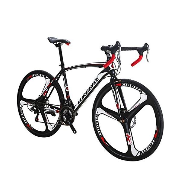 Road Bikes Eurobike Road Bike XC550 21 Speed Gears Bicycle Dual Disc Brake Bike [tag]
