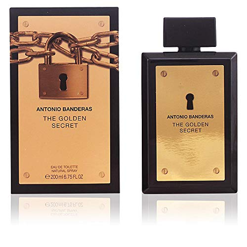 Antonio Banderas The Golden Secret - Eau de Toilette - 200ML