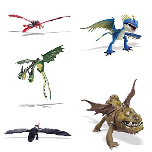DreamWorks Dragons Toothless/Ohnezahn Actionfigur Legends Collection