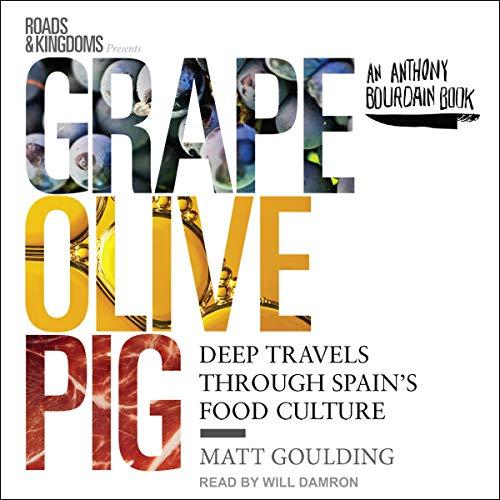 Grape, Olive, Pig cover art