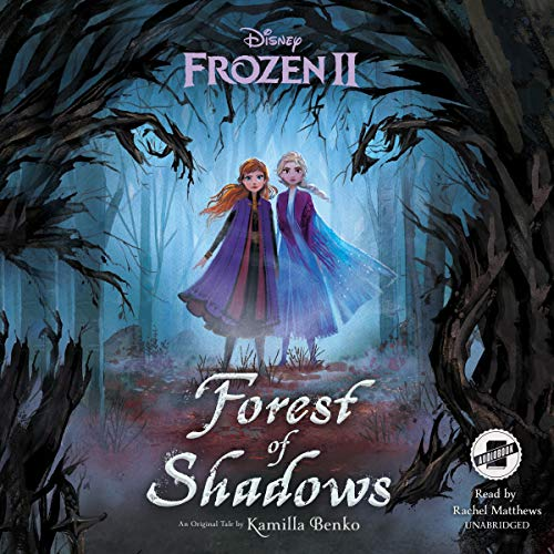 Frozen 2: Forest of Shadows cover art
