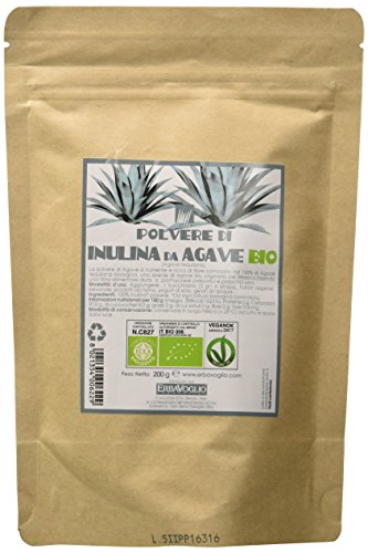 Erbavoglio Inulina da Agave Bio - 200 gr