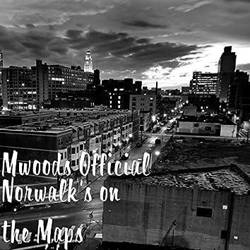 Norwalk's on the Maps