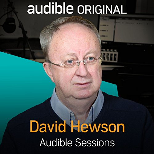 David Hewson audiobook cover art