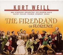 The Firebrand of Florence: Act I Scene 2: Duet: The master is free again (Emilia, Ascanio, Narrator)