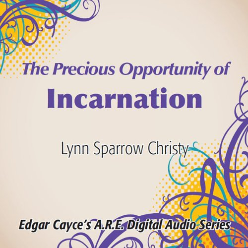 The Precious Opportunity of Incarnation audiobook cover art