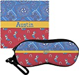 Cowboy Eyeglass Case & Cloth (Personalized)