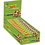 PowerBar Natural Protein Blueberry Nuts 24x40g - Barra de Proteína Vegana + Ingredientes Naturales