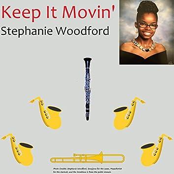 Keep It Movin' (feat. Saint Ignatius College Preparatory Jazz Band)