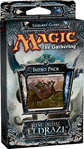 Magic the Gathering - MTG: Rise of the Eldrazi Intro Pack / Theme Deck - Levelers' Glory (White/Blue) by Wizards of the Coast