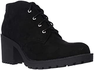 American Rag Womens Reaghan Faux Suede Hiking Booties