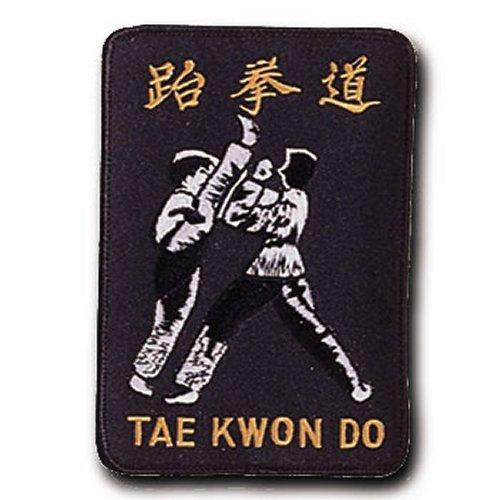 BBS Tae Kwon Do Kick Patch
