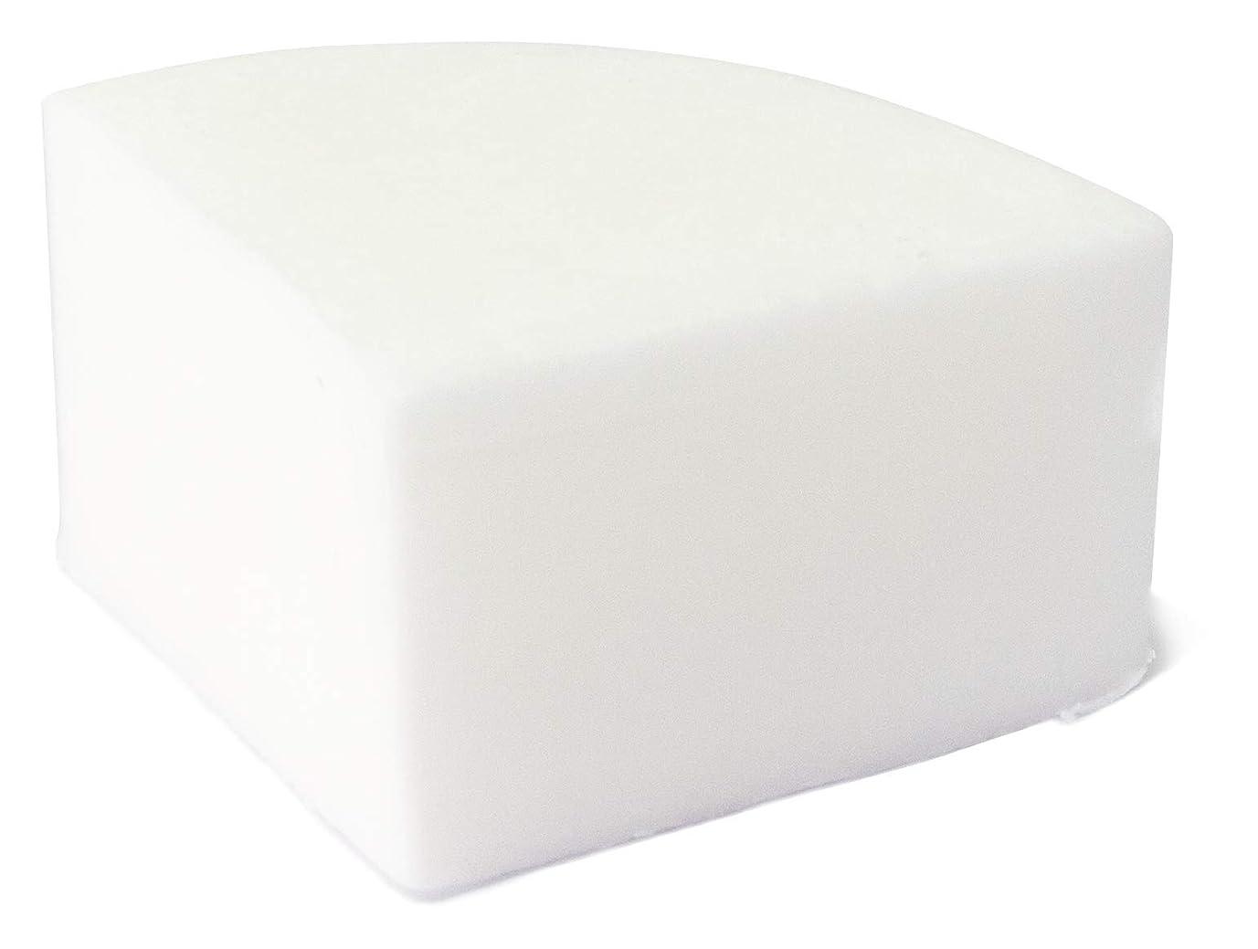 ラフト折なのでグリセリン クリアソープ 色チップ 白 25g (MPソープ)