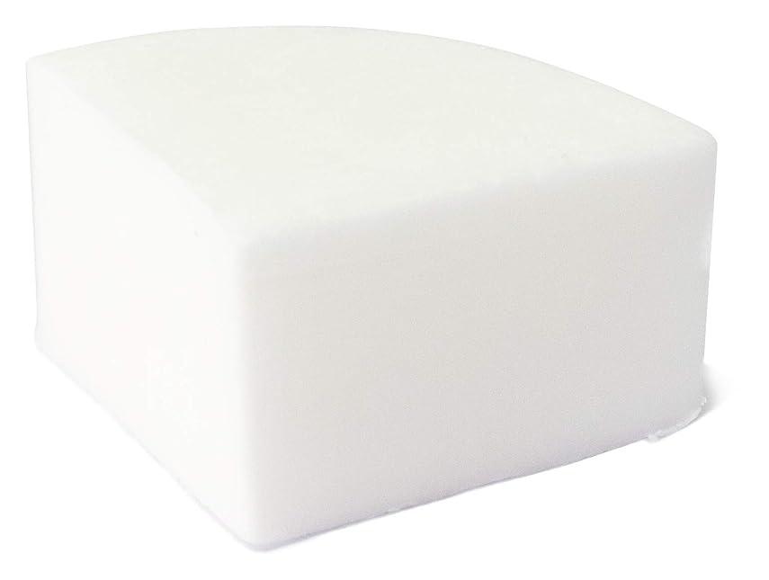子猫またはどちらかいらいらするグリセリン クリアソープ 色チップ 白 25g (MPソープ)