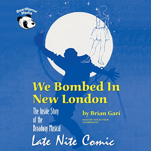 We Bombed in New London cover art