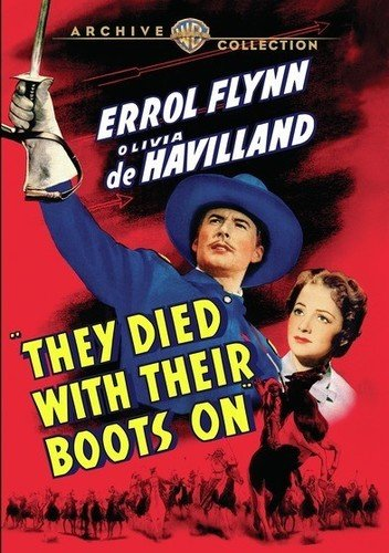 They Died with Their Boots On (1941) -  DVD, Raoul Walsh, Errol Flynn