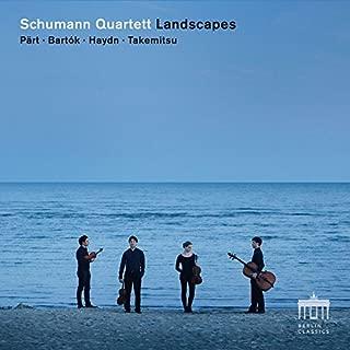 Schumann Quartet: Landscapes