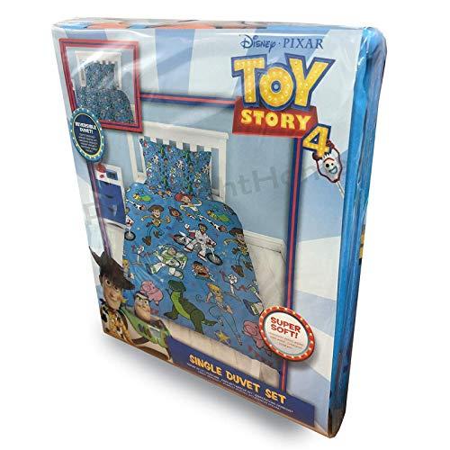 Toy Story - Revers Bettbezug-Set