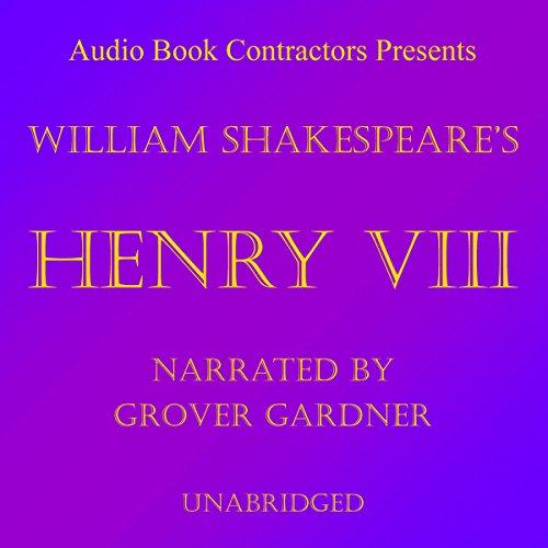 Henry VIII audiobook cover art