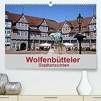 Wolfenbuetteler Stadtansichten (Premium, hochwertiger DIN A2 Wandkalender 2022, Kunstdruck in Hochglanz): 12 Stadtansichten von der Residenzstadt Wolfenbuettel (Monatskalender, 14 Seiten )