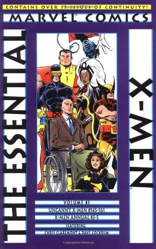 Essential X-Men, Vol. 3 (Marvel Essentials) -  Claremont, Chris, Paperback