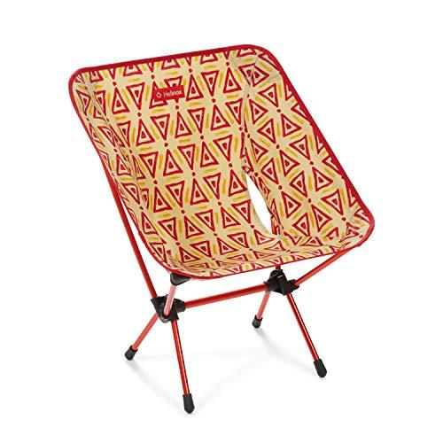 Helinox One stoel Triangle red/red 2020 campingstoel
