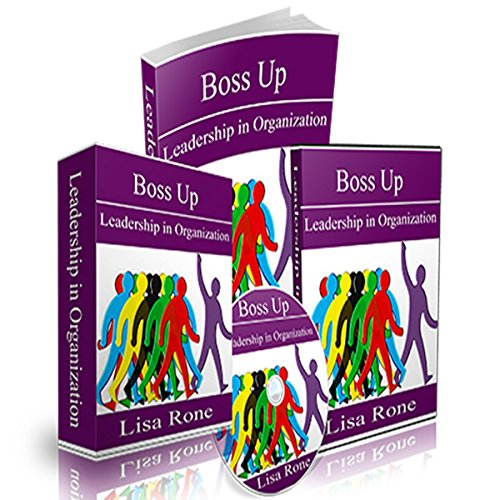 『Boss Up: Leadership in Organization』のカバーアート
