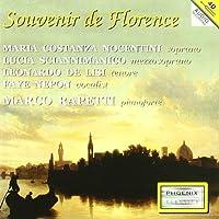 Souvenir De Florence (Prima