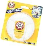 Arm & Hammer Fridge Fresh Refrigerator Air Filter (Pack of 4)-3pack