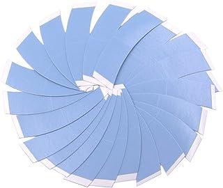 Kalolary Lace Front Ondersteuning Walker Dubbelzijdig Tapes Stickers Zelfklevende Mannen Haarsysteem Vervanging Toupetje H...