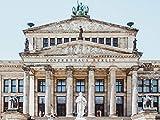 Pintura De Bricolaje Por Números Para Adultos Kit De Pintura Al Óleo De Bricolaje Para Niños Principiantes - Architecture Art Berlin 16x20 Pulgadas