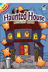 Haunted House Activity Book Paperback