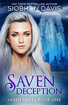 Saven Deception: Sci-Fi Alien Romance (The Saven Series Book 1) by [Siobhan Davis, Kelly Hartigan (XterraWeb)]