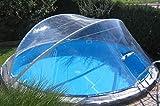 Summer Fun Cabrio Dome Couverture Ronde 2,00 m