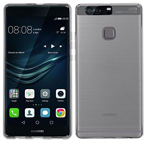 yayago Schutzhülle für Huawei P9 Plus / P9 Plus Dual Hülle Transparent